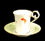 Julian Williams: Goldfish Plain Demitasse