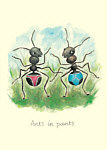 Celia Biscoe: Ants in Pants