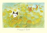 Anna Shuttlewood: Monets Cats : Cats Theme