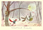 Anna Shuttlewood: Woodland Friends