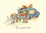 Fran Evans: The Sweet Van