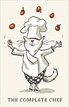 Anita Jeram: Complete Chef Tea Towel