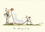 Anita Jeram: The Blushing Bride