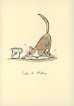 Anita Jeram: Cat and Milk