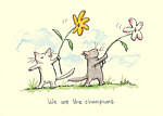 Anita Jeram: We Are The Champions