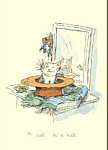 Anita Jeram: A Cat in a Hat