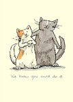 Anita Jeram: We Knew You Could Do It