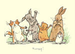 Anita Jeram: Hurray