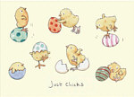 Anita Jeram: Just Chicks