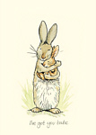 Anita Jeram: Ive Got You Babe