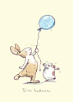 Anita Jeram: Blue Balloon