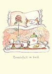 Anita Jeram: Breakfast In Bed