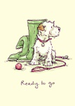 Anita Jeram: Ready To Go