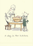 Anita Jeram: A Day In The Kitchen