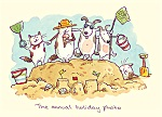 Anita Jeram: Annual Holiday Photo