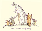 Anita Jeram: Hold Hands Everybody