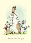 Anita Jeram: I Picked This For You