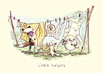 Anita Jeram: Little Helpers