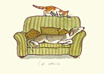Anita Jeram: Cat Attack