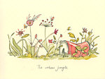 Anita Jeram: The Urban Jungle