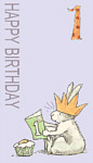 Anita Jeram: Happy Birthday 1