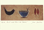 Jane Poulton: Bird Bowl