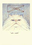Val Carr: Cats Cradle : Cats Theme