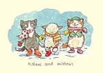 Anita Jeram: Kitten and Mitten