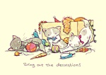 Anita Jeram: Bring Out the Decorations