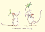 Anita Jeram: Mistletoe And Holly