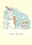 Anita Jeram: Here Is The Tail