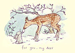 Anita Jeram: For You My Deer