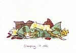 Anita Jeram: Sleep it Off