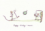 Anita Jeram: Happy-Kicky-Mouse