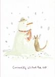 Anita Jeram: Curiosity Chilled the Cat