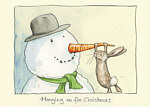 Anita Jeram: Hanging on for Christmas