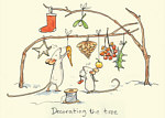 Anita Jeram: Decorating the Tree