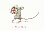 Anita Jeram: I bet its Cheese