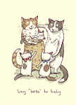 Anita Jeram: Say Hello To Baby